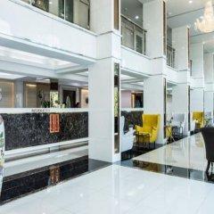 Golden Dragon Suvarnabhumi Hotel интерьер отеля