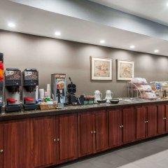 Отель Hawthorn Suites Columbus North Колумбус питание фото 3