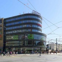Отель Scandic Byporten Осло городской автобус