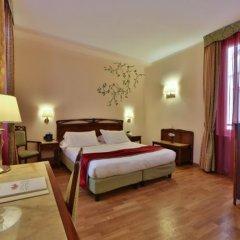 Hotel Continental Genova 4* Представительский номер с различными типами кроватей фото 5