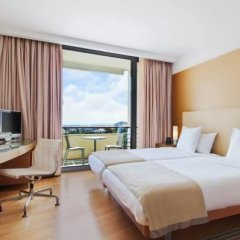 Отель Hilton Athens 5* Представительский номер разные типы кроватей фото 23