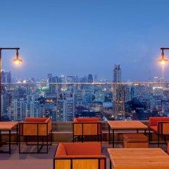 Отель Radisson Blu Plaza Bangkok Бангкок гостиничный бар