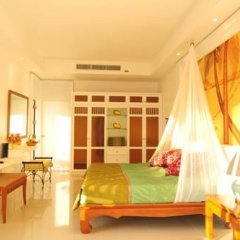 Отель Cabana Pool Suite комната для гостей фото 5
