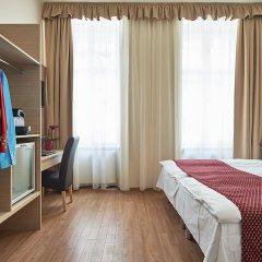 Отель Lion Premium Hotel Венгрия, Будапешт - отзывы, цены и фото номеров - забронировать отель Lion Premium Hotel онлайн комната для гостей фото 5