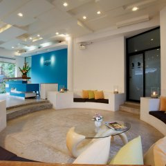 Отель Centra by Centara Coconut Beach Resort Samui интерьер отеля