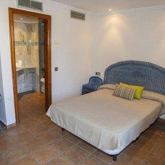 Hotel Comarruga Platja комната для гостей фото 4
