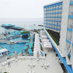Granada Luxury Beach Турция, Авсаллар - отзывы, цены и фото номеров - забронировать отель Granada Luxury Beach - All Inclusive онлайн пляж фото 2