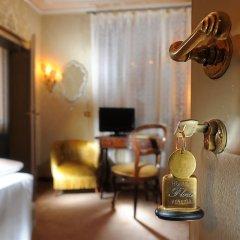 Hotel Flora удобства в номере фото 2