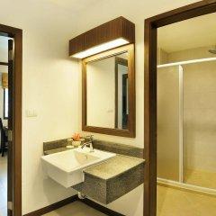 Отель Rattana Hill Патонг ванная фото 2