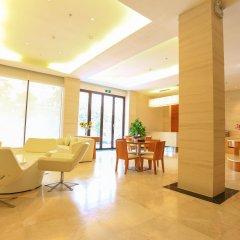 JI Hotel Sanya Bay интерьер отеля