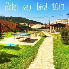 Sea Bird Hotel Сивота детские мероприятия