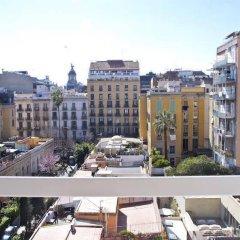 Отель Hostal Agua Alegre балкон