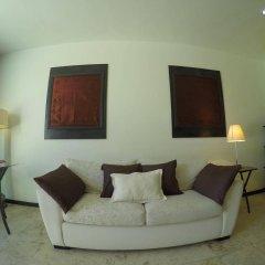 Отель B and B Pier Quinta Avenida Плая-дель-Кармен комната для гостей