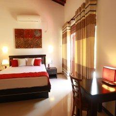 Отель River Breeze Villa Bentota Шри-Ланка, Бентота - отзывы, цены и фото номеров - забронировать отель River Breeze Villa Bentota онлайн комната для гостей фото 2