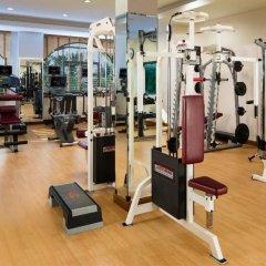 Отель AJMAN Аджман фитнесс-зал