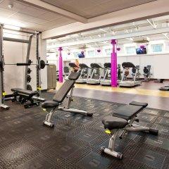 Отель Origin Ubud фитнесс-зал