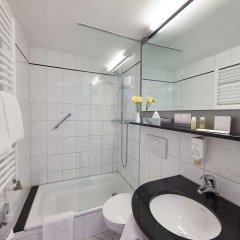 Отель Ghotel Nymphenburg Мюнхен ванная фото 2
