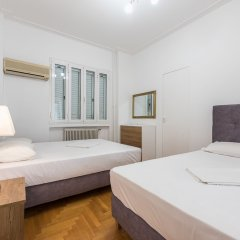 Апартаменты Victoria Grand Palace Apartments комната для гостей фото 4