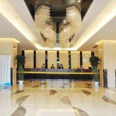 Gangxin Business Hotel интерьер отеля фото 2