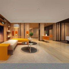 IU Hotel Zhuhai Gongbei Immigration Port Branch интерьер отеля