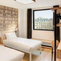 Отель Generator Paris Стандартный номер с различными типами кроватей фото 3