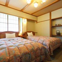 Отель Yamabiko Ryokan Минамиогуни комната для гостей фото 3