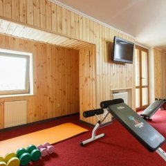 Бутик Отель Калифорния Одесса фитнесс-зал фото 2