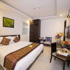 Edele Hotel Nha Trang комната для гостей