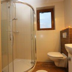Отель Maryna House - Widokowy Apartament Польша, Закопане - отзывы, цены и фото номеров - забронировать отель Maryna House - Widokowy Apartament онлайн ванная