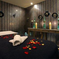 Отель Alpes Hôtel du Pralong спа