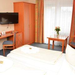 Отель Blutenburg Германия, Мюнхен - отзывы, цены и фото номеров - забронировать отель Blutenburg онлайн комната для гостей