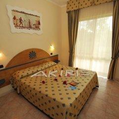 Отель Akiris Нова-Сири комната для гостей