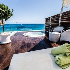 Отель Melbeach Hotel & Spa - Adults Only Испания, Каньямель - отзывы, цены и фото номеров - забронировать отель Melbeach Hotel & Spa - Adults Only онлайн бассейн
