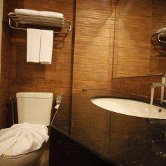 Отель Memo Suite Pattaya Таиланд, Паттайя - отзывы, цены и фото номеров - забронировать отель Memo Suite Pattaya онлайн ванная фото 2