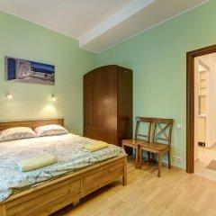 Апартаменты Stn Apartments Near Hermitage Стандартный номер с различными типами кроватей фото 34