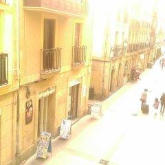 Отель Habitaciones Gracia балкон