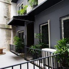 Отель Sribumpen+ Таиланд, Бангкок - отзывы, цены и фото номеров - забронировать отель Sribumpen+ онлайн балкон