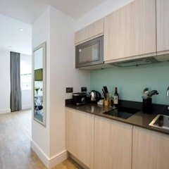 Отель Staycity Aparthotels Greenwich High Road питание