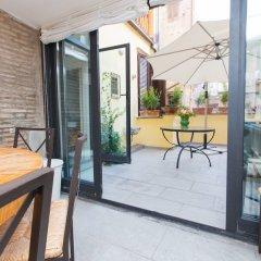 Апартаменты Ripa Terrace Trastevere Apartment балкон