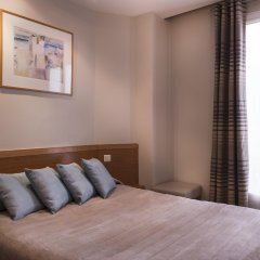 Отель Apollinaire Франция, Париж - отзывы, цены и фото номеров - забронировать отель Apollinaire онлайн комната для гостей фото 3