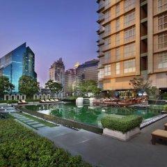 Отель Sathorn Vista, Bangkok - Marriott Executive Apartments Таиланд, Бангкок - отзывы, цены и фото номеров - забронировать отель Sathorn Vista, Bangkok - Marriott Executive Apartments онлайн бассейн фото 3
