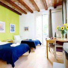 Отель Barceloneta Studios комната для гостей