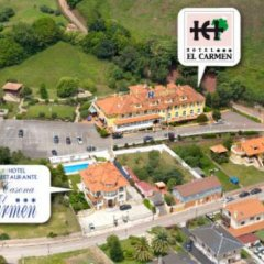 Hotel y Casona El Carmen фото 6