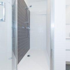 Отель Compagnie des Sablons Apartments Бельгия, Брюссель - отзывы, цены и фото номеров - забронировать отель Compagnie des Sablons Apartments онлайн ванная фото 2