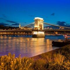 Отель Mercure Budapest Castle Hill Будапешт приотельная территория фото 2