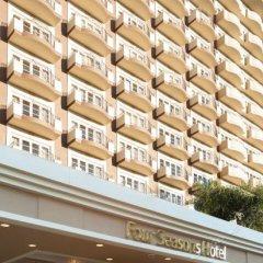 Отель Four Seasons Los Angeles at Beverly Hills с домашними животными