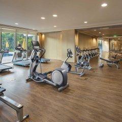 Отель Hilton Shenzhen Shekou Nanhai фитнесс-зал