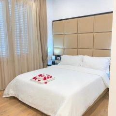 Отель Ramel Hotel Албания, Тирана - отзывы, цены и фото номеров - забронировать отель Ramel Hotel онлайн комната для гостей фото 5