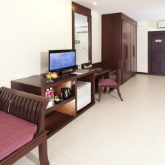 Отель Arinara Bangtao Beach Resort 4* Студия с разными типами кроватей фото 3