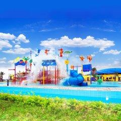 Отель Hamya Hotsprings and Resort бассейн